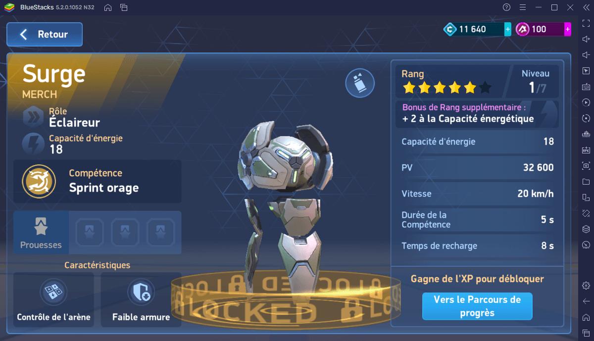 Mech Arena: Robot Showdown – Les Meilleurs Mechas pour Chaque Rôle