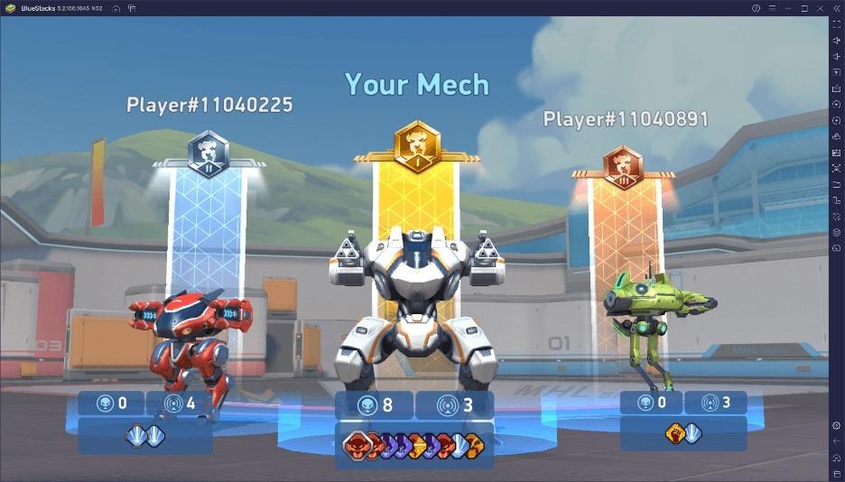 Как настроить Mech Arena: Robot Showdown для игры на ПК с помощью BlueStacks