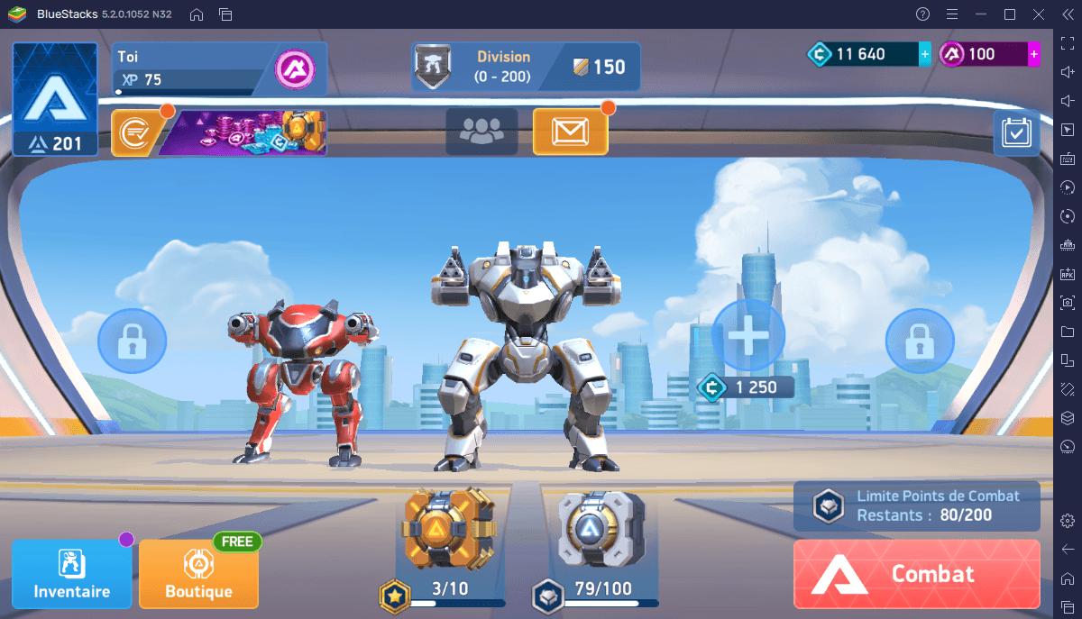 Mech Arena: Robot Showdown – Conseils et Astuces pour Battre Vos Ennemis et Gagner Tous Vos Matchs