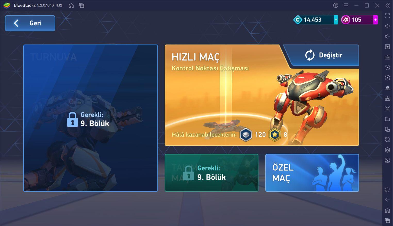 Mech Arena: Robot Showdown Nasıl Bir Oyun?