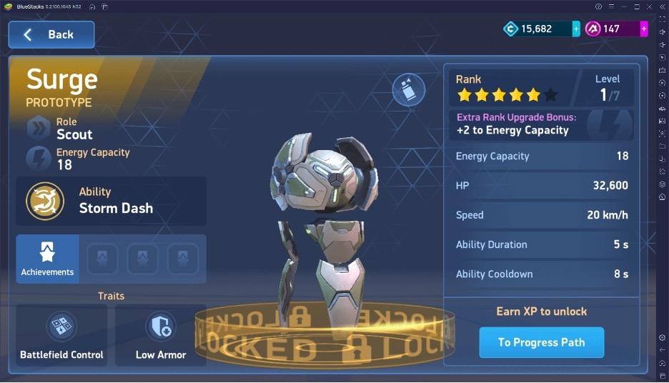 Mech Arena: Robot Showdown. Лучший боевой робот для каждой роли