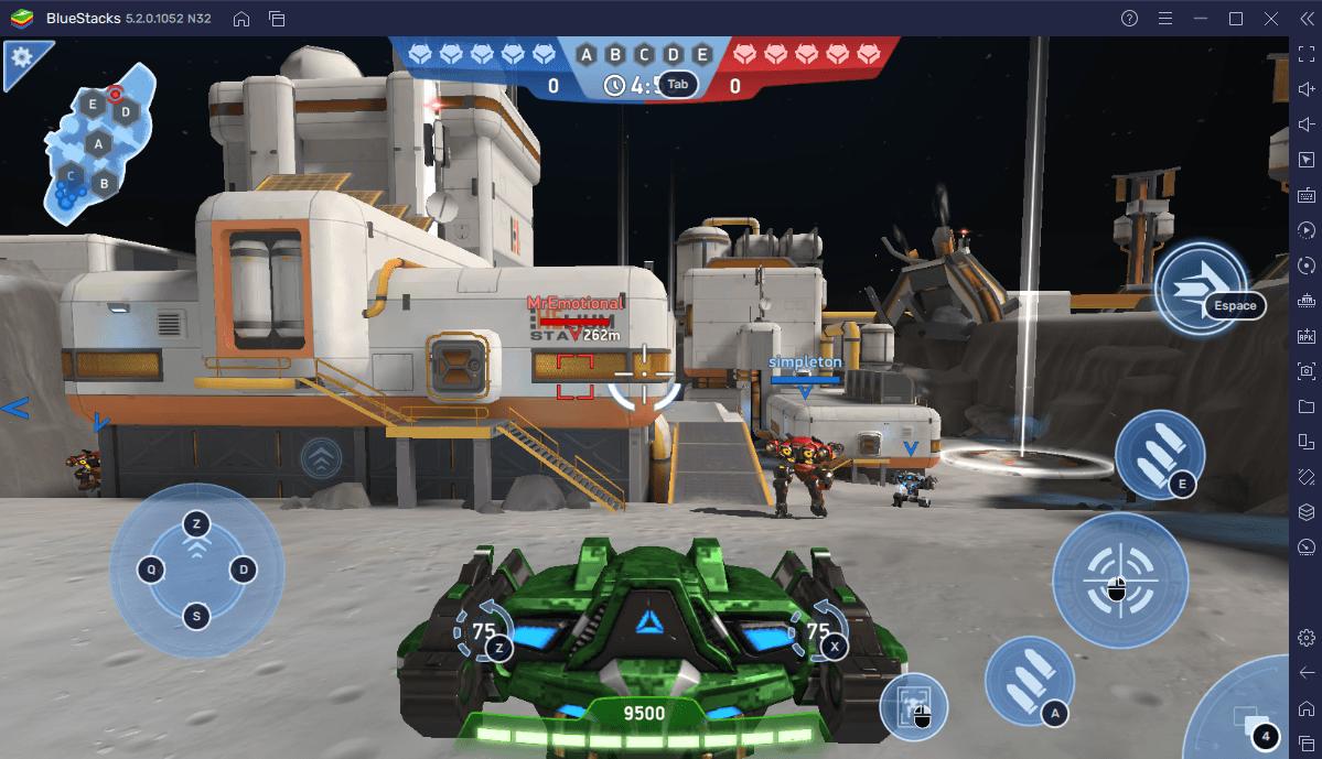 Les Meilleurs Réglages pour Jouer à Mech Arena: Robot Showdown sur PC avec BlueStacks