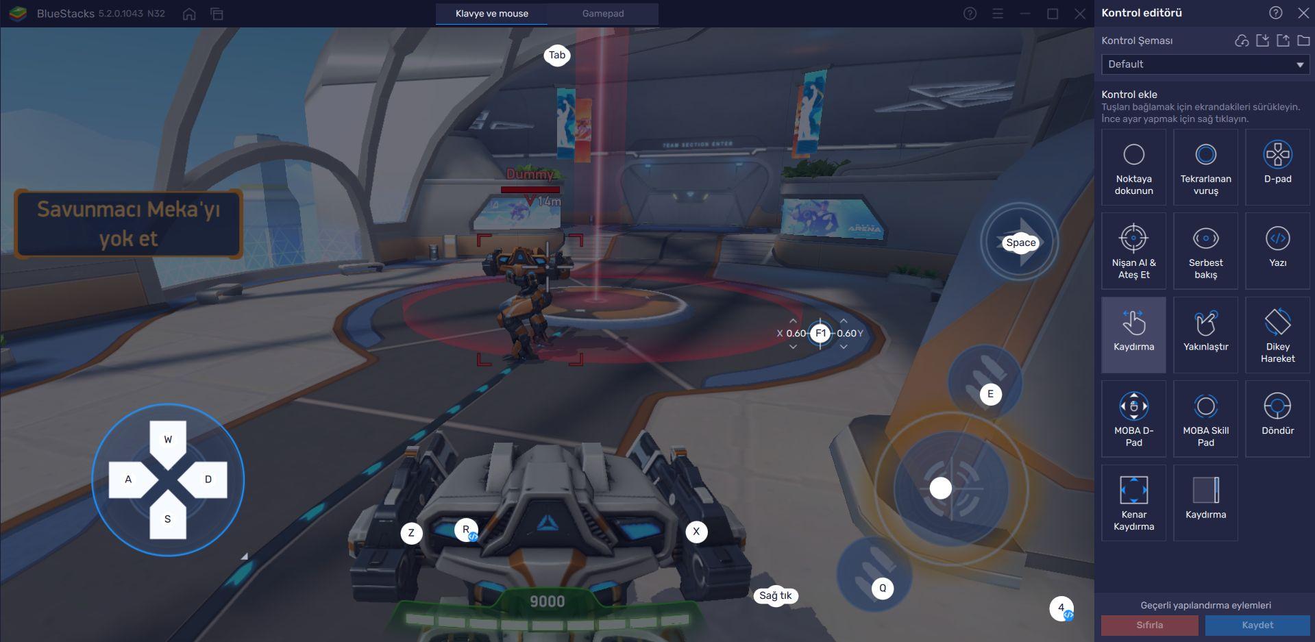 BlueStacks ile Bilgisayarınızda Mech Arena: Robot Showdown Oynayın