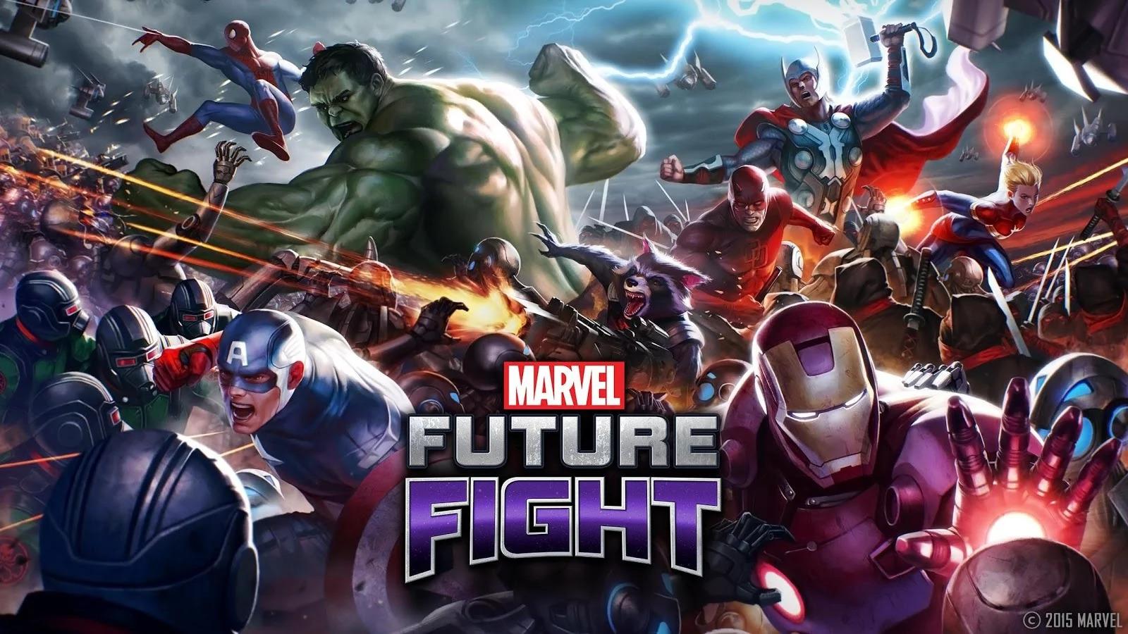 5 игр для Android по вселенной MARVEL