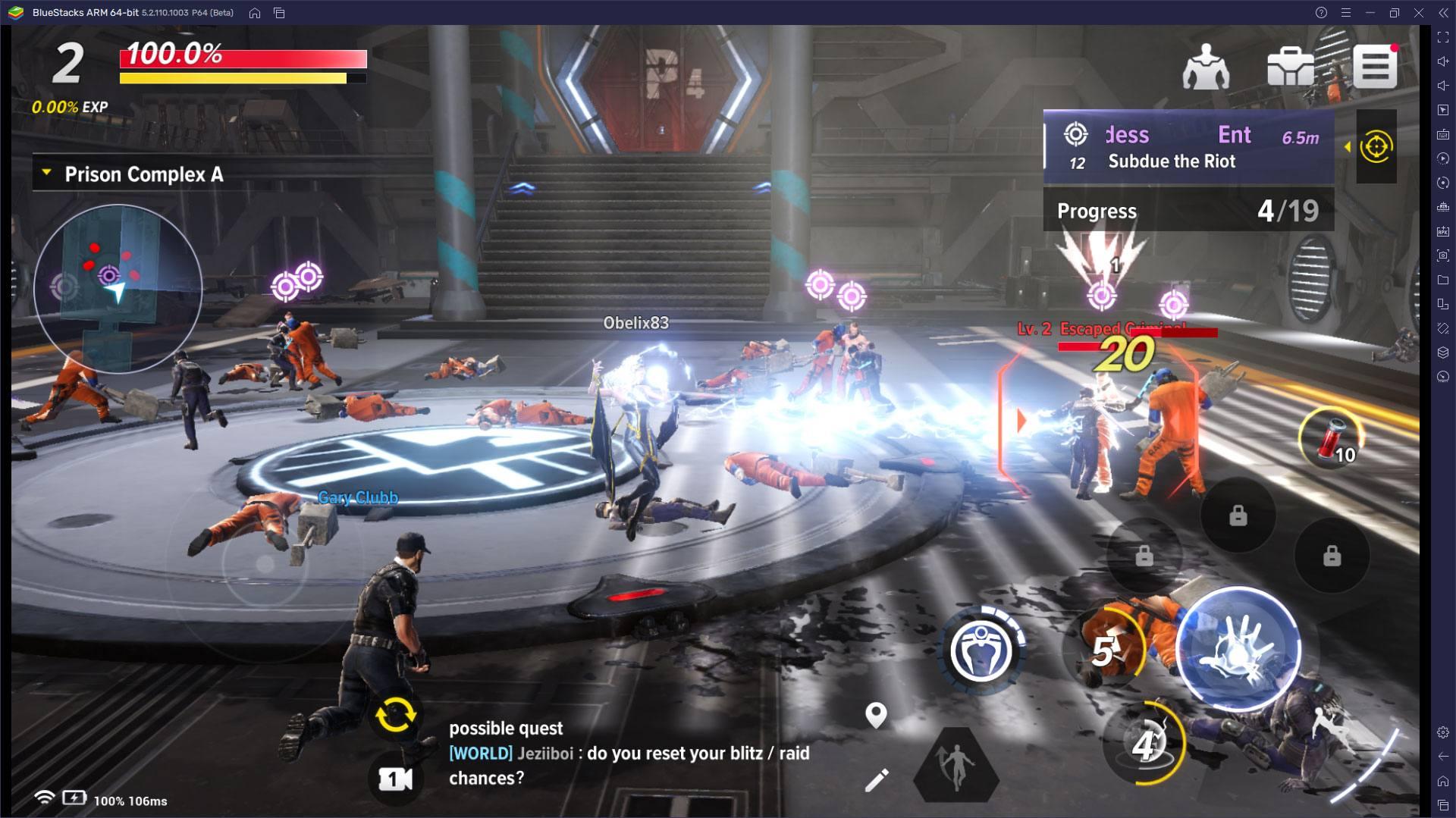 MARVEL Future Revolution: Cẩm nang hướng dẫn game thủ mới