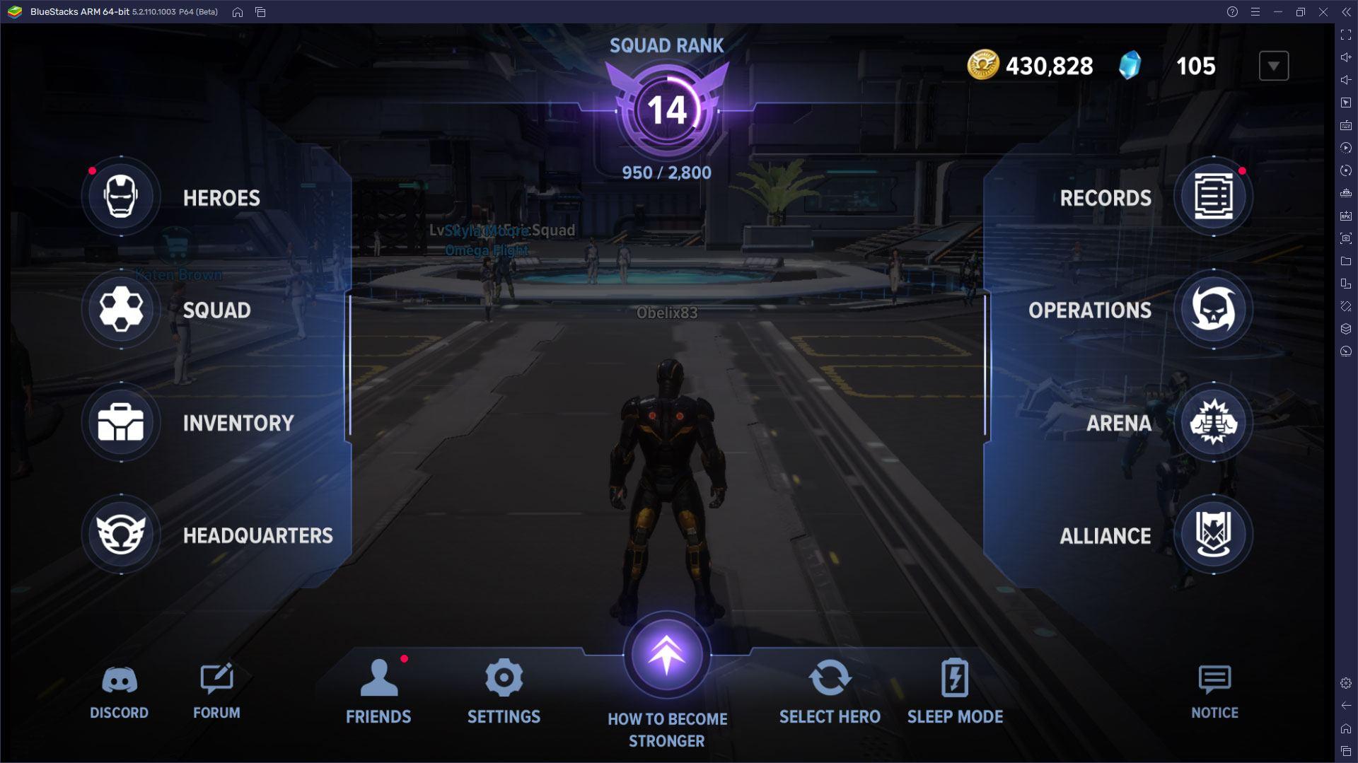 MARVEL Future Revolution: Hướng dẫn làm nhiệm vụ và tăng cấp nhân vật