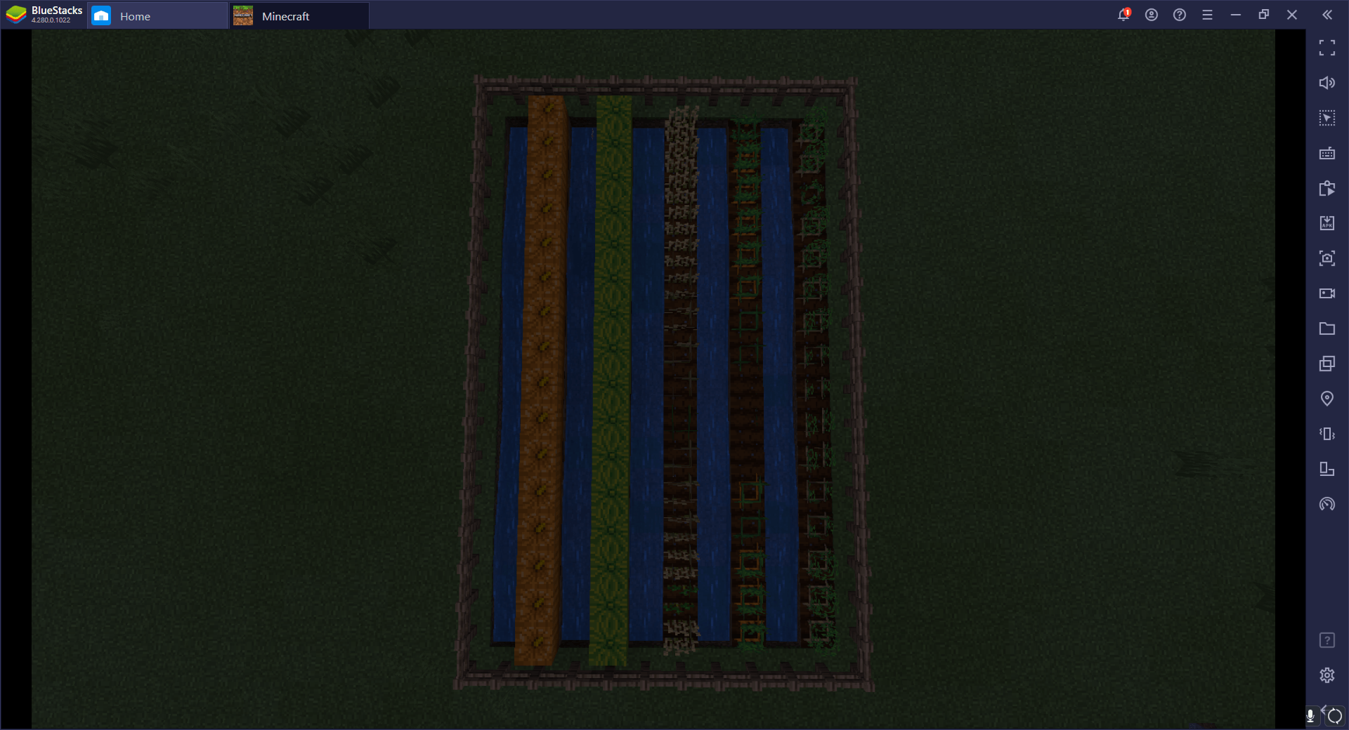 Comment construire une exploitation agricole dans Minecraft
