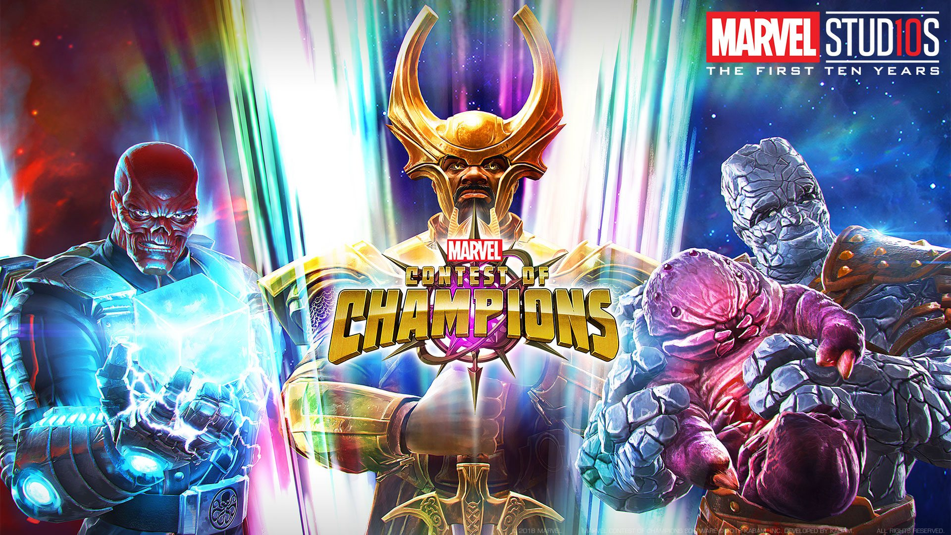 How To Configure and Play MARVEL Contest of Champions on