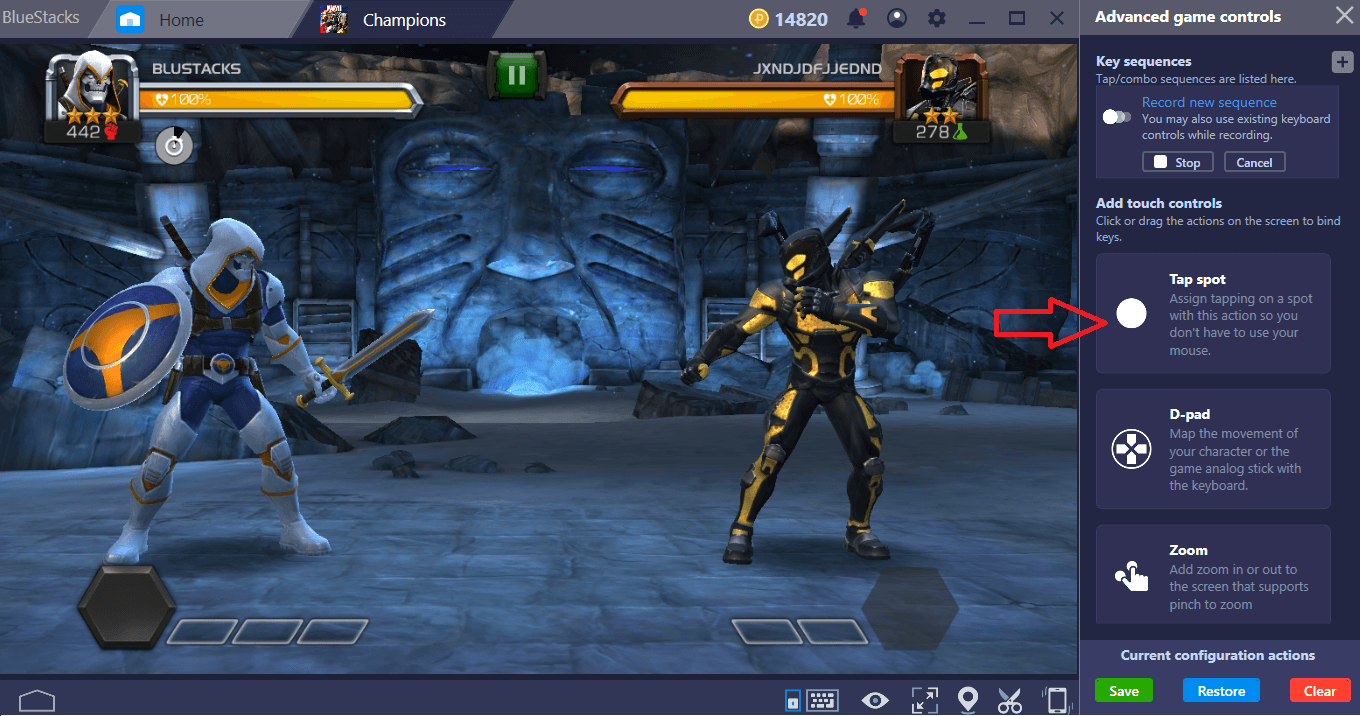 How To Configure and Play MARVEL Contest of Champions on BlueStacks 4