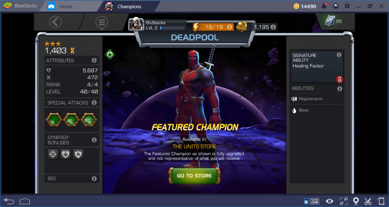 MARVEL Contest of Champions: Class and Champions Guide