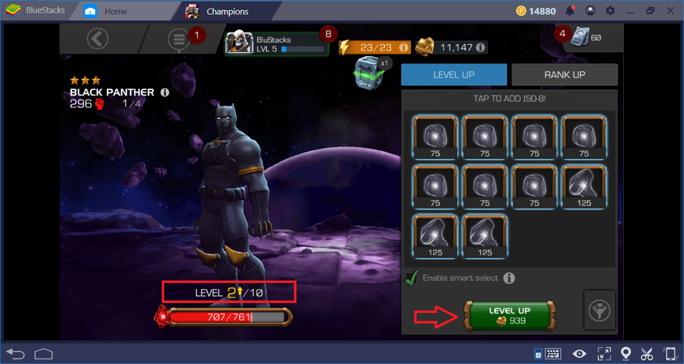 MARVEL Contest of Champions: How To Level and Upgrade Your Heroes Efficiently