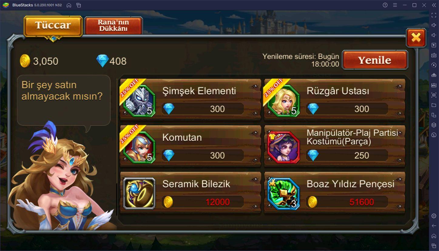 Heroes Charge İçin En İyi İpuçları