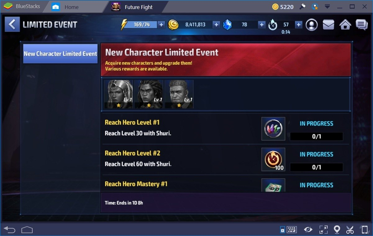 MARVEL Future Fight Spielmechaniken Guide