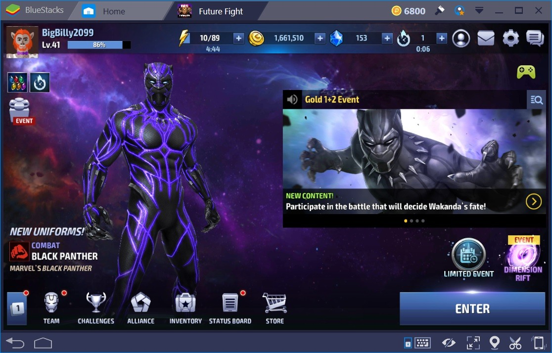 Marvel Future Fight Bad Energy