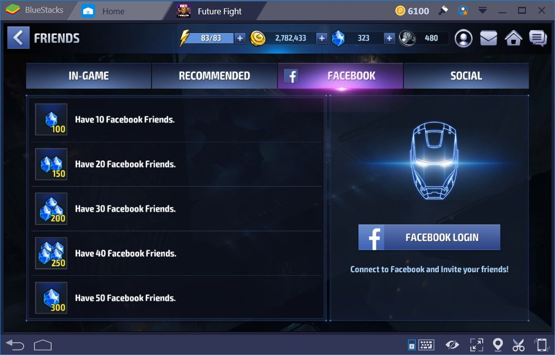 Marvel Future Fight Friends