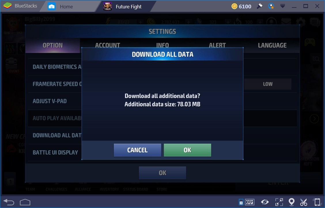 Marvel Future Fight Download 2
