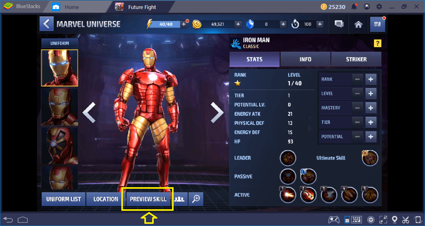 Best Heroes To Play Marvel Future Fight In 2019