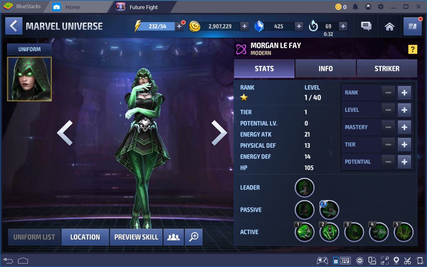 Marvel Future Fight: How to Choose the Best Starter Heroes