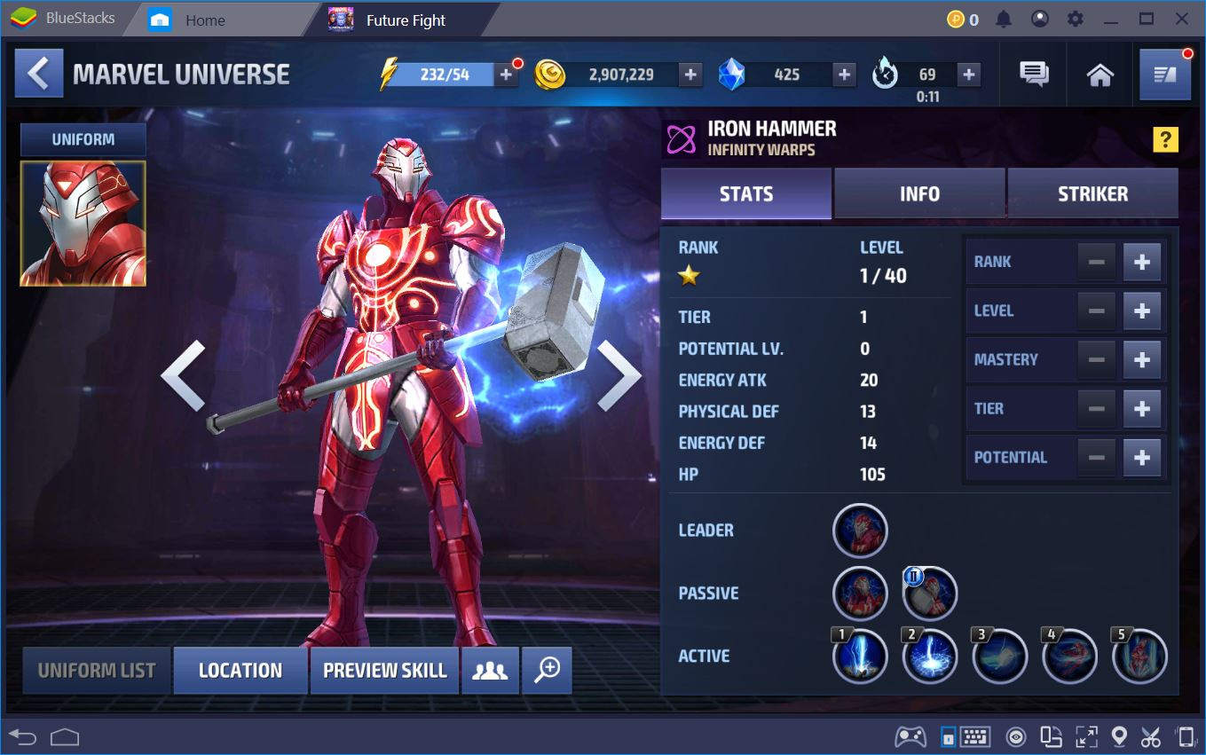 Marvel Future Fight : How to Choose the Best Starter Heroes