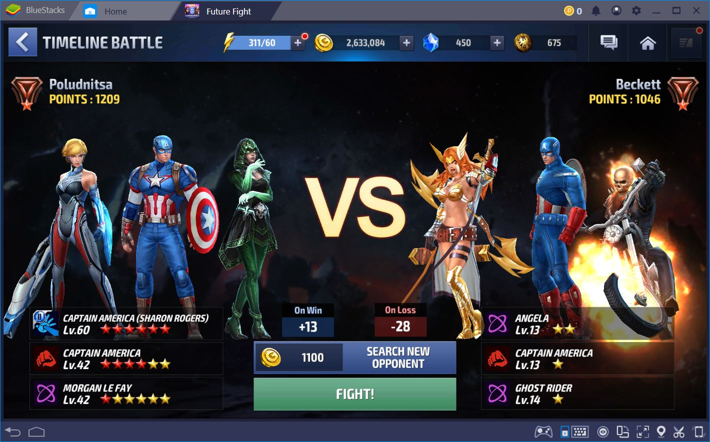 Marvel Future Fight: Where to Get More Heroes for Free