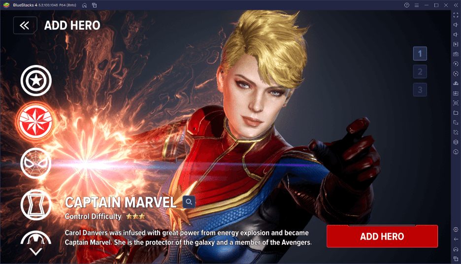 MARVEL Future Revolution – Лучший персонаж под каждый стиль игры
