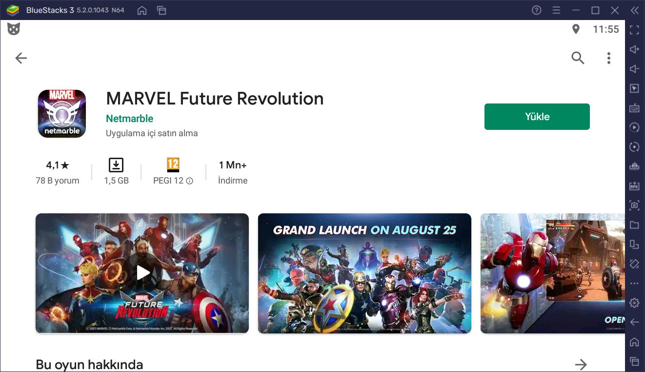 MARVEL Future Revolution Bilgisayara Nasıl Yüklenir?
