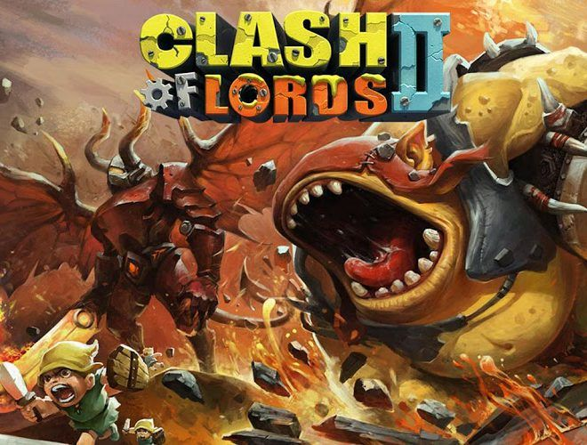 เล่น Clash of Lords 2 on PC 9