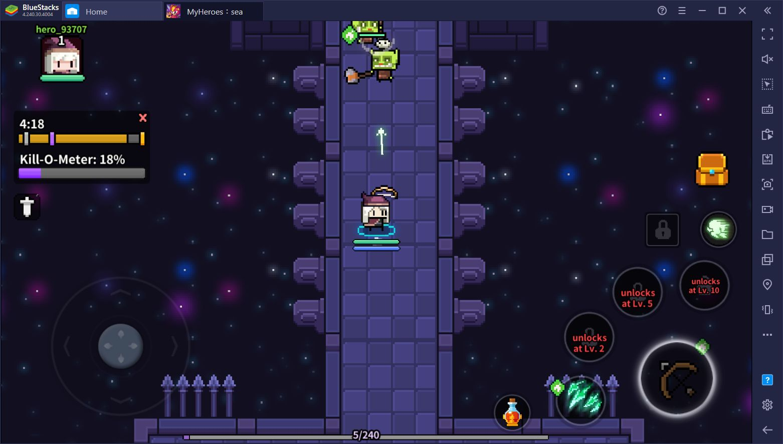 My Heroes: PejuangPiksel – Begini Cara Memainkan RPG Piksel Ini di PC Dengan BlueStacks