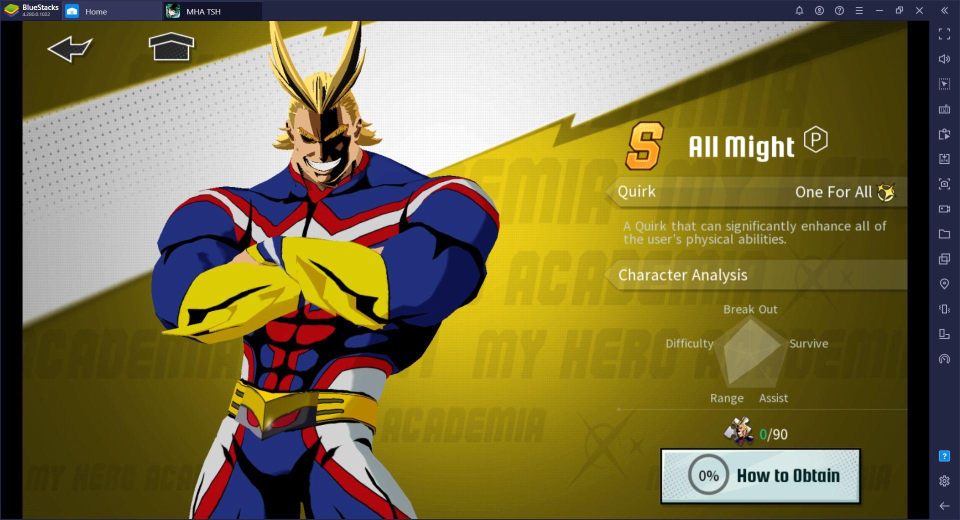 En İyi My Hero Academia Kahramanları