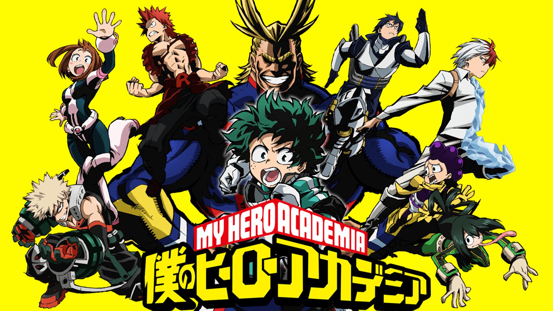 My Hero Academia İncelemesi