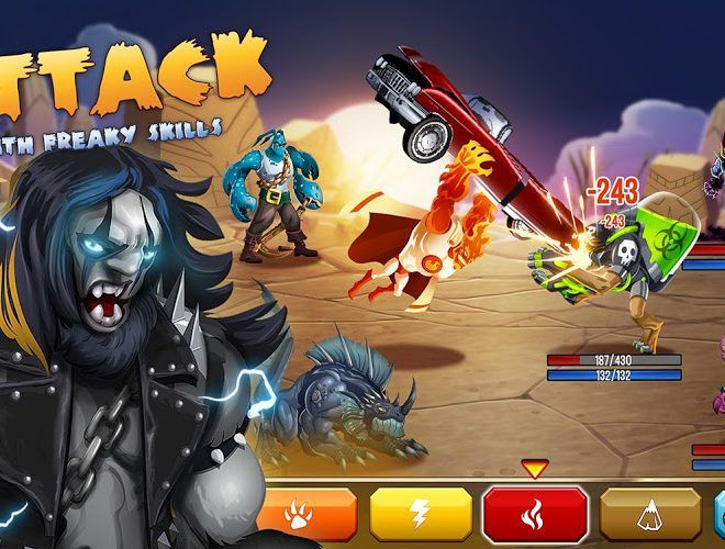 Chơi Monster Legends on PC 10