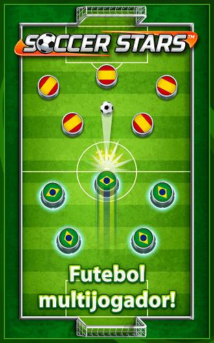 Jogue Soccer Stars on pc 13