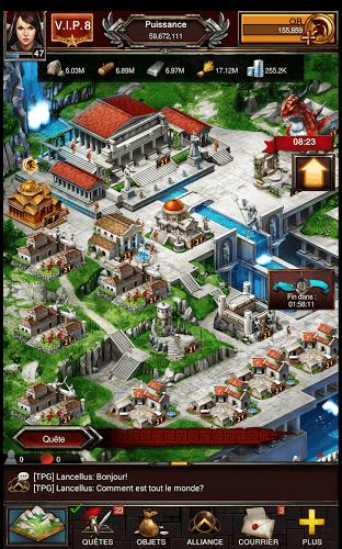 Jouez à  Game of War sur PC 14