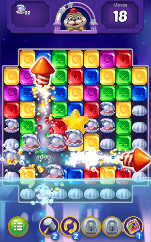 Play Jewel Pop : Treasure Island on PC 5