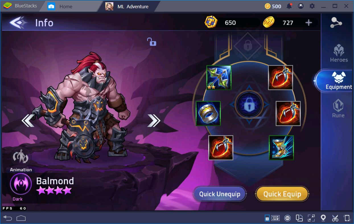 Mobile Legends: Adventure – Level and Upgrade Your Heroes Faster