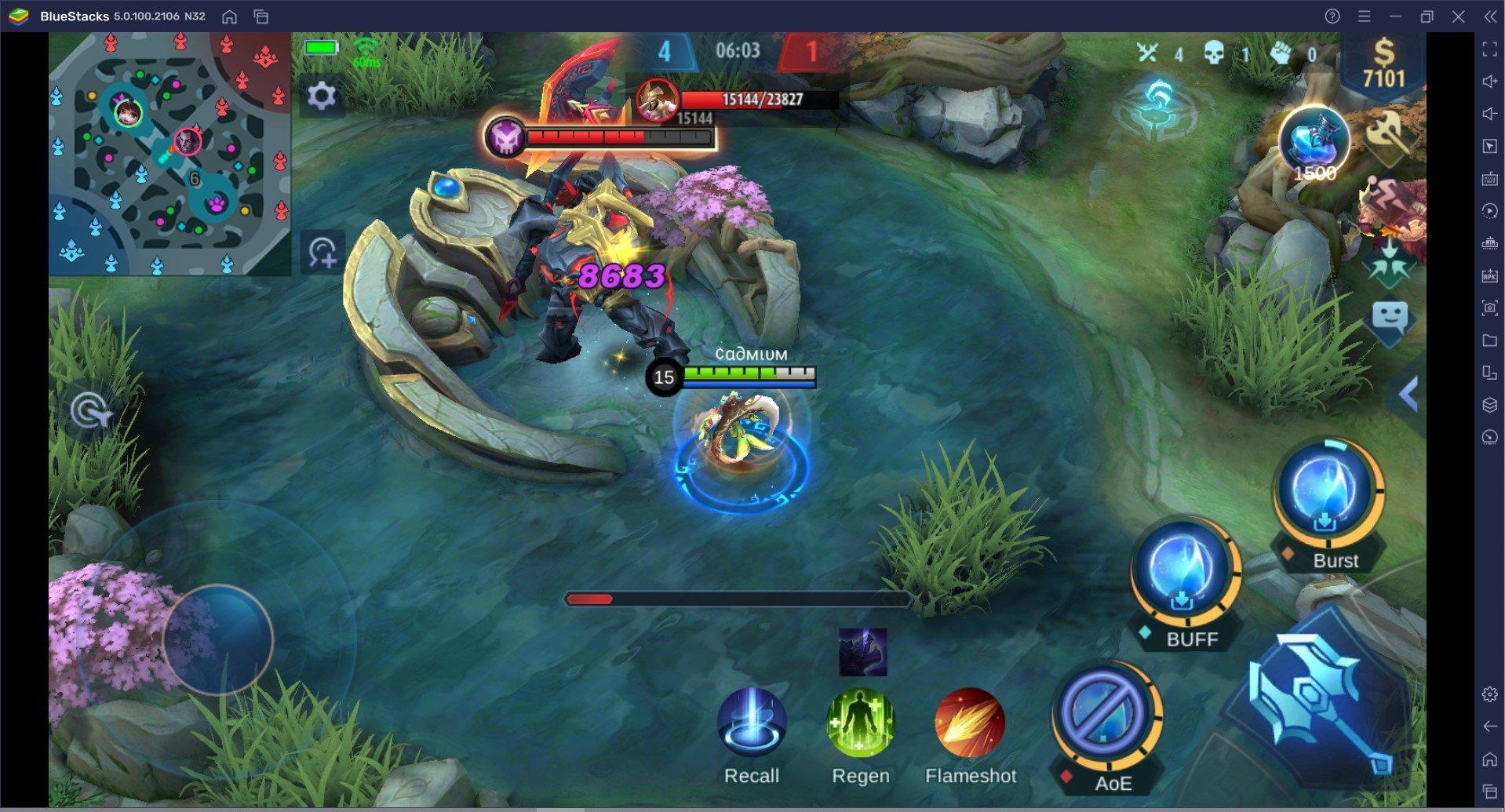 BlueStacks' Mobile Legends: Bang Bang Hero Guide for Chang'e