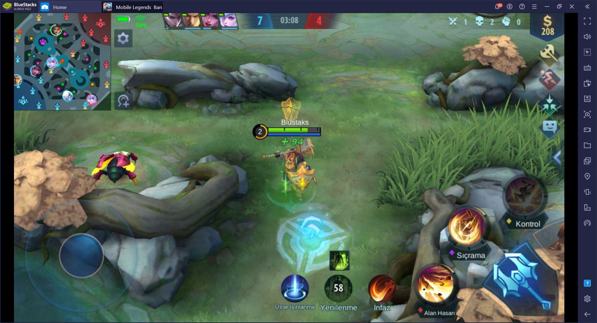 Mobile Legends Bang Bang Ormancı Rehberi