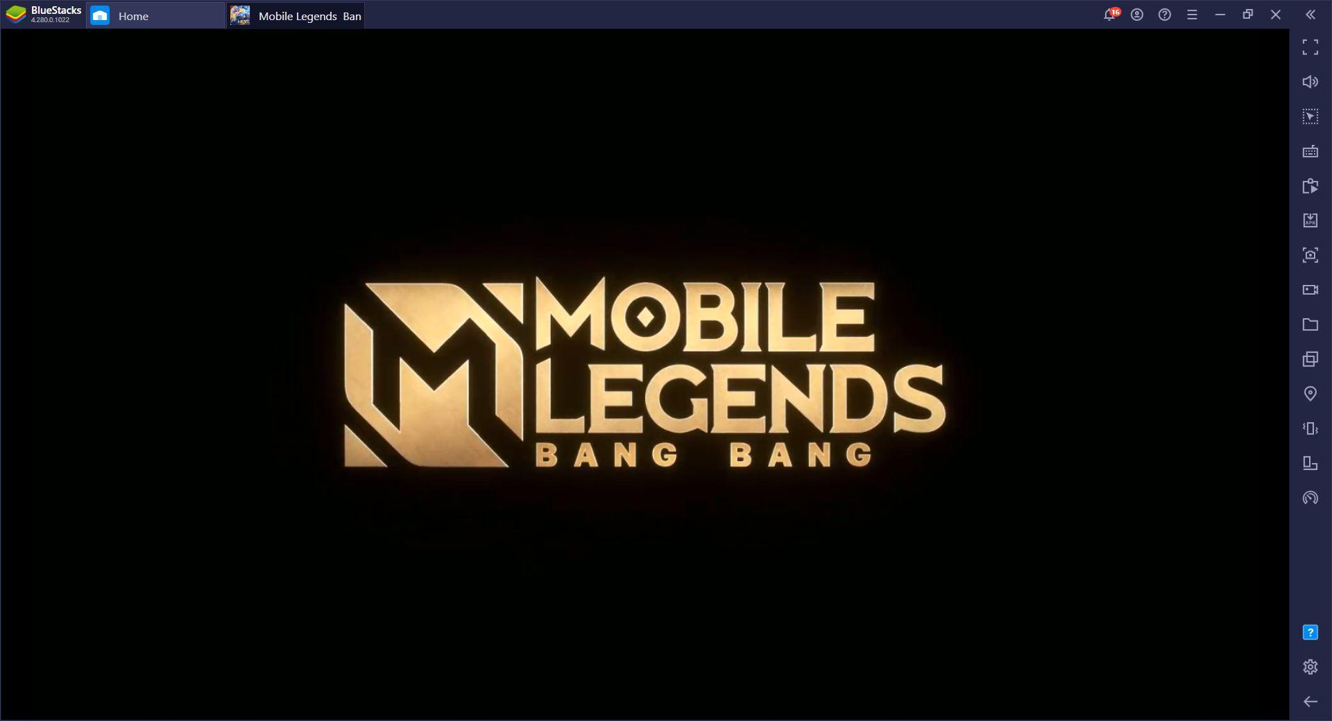 BlueStacks ile Mobile Legends: Bang Bang Oynama Rehberi