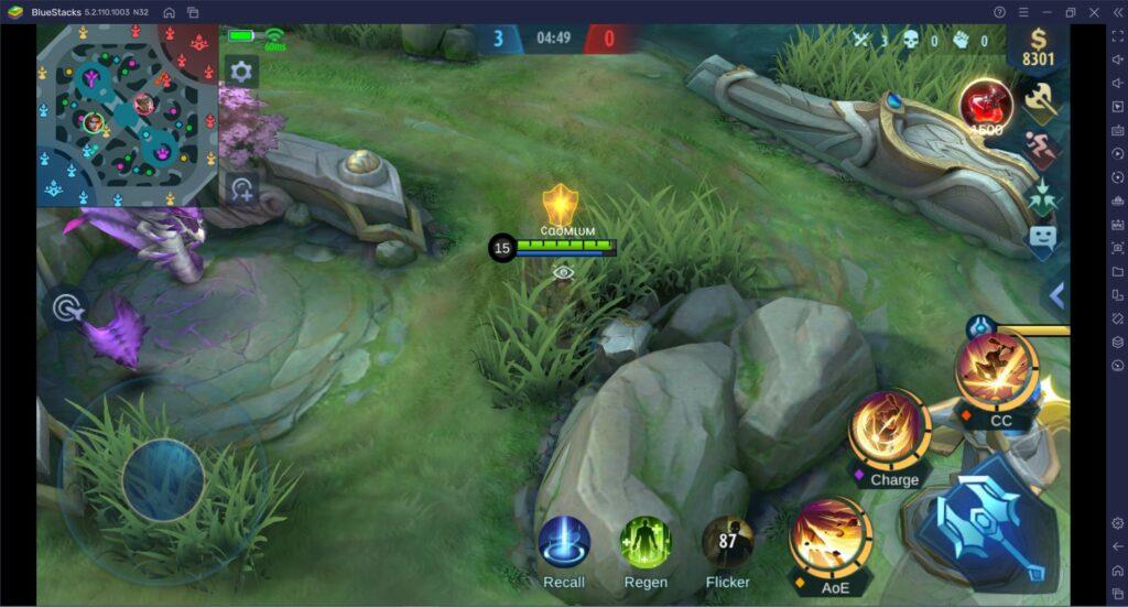 BlueStacks' Mobile Legends: Bang Bang Hero Guide for Tigreal
