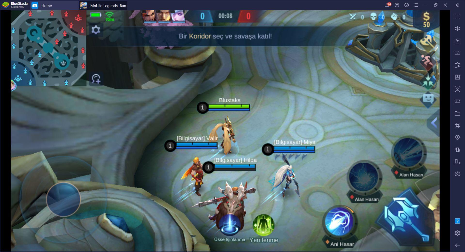 Kaybedeceğiniz Maçı Bile Kazandıracak Mobile Legends: Bang Bang İpuçları