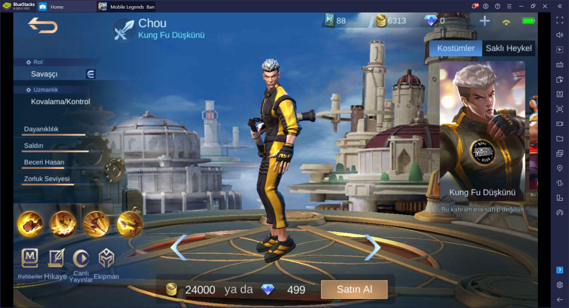 Mobile Legends Bang Bang Üst Koridor Taktikleri