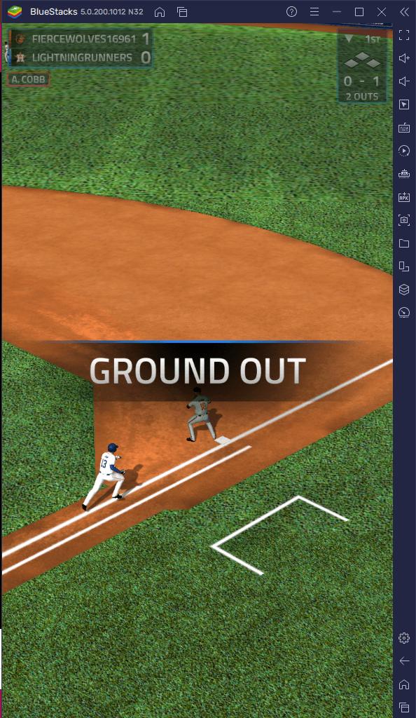 The BlueStacks Beginner's Guide to MLB Tap Sports Baseball 2021