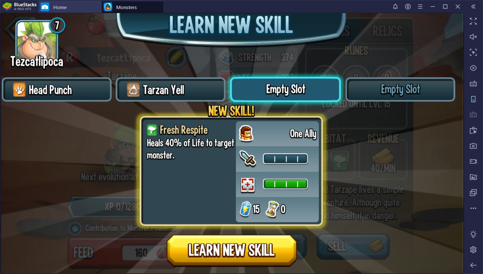 Monster Legends on PC – Guide to Team Composition