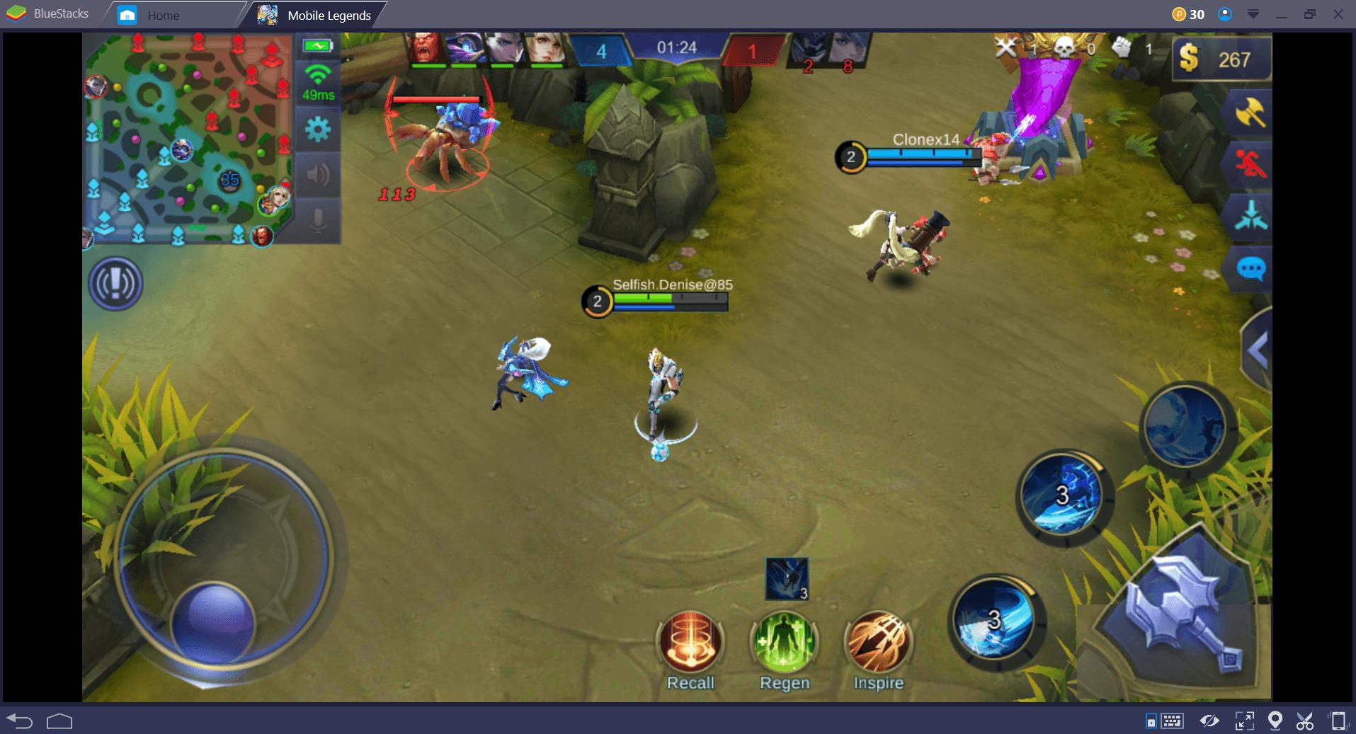 كيفية الفوز عندما تكون خاسرًا في لعبة Mobile Legends: أهم النصائح