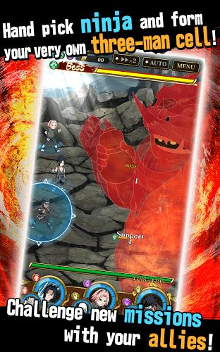 Jouez à  Ultimate Ninja Blazing sur PC 5