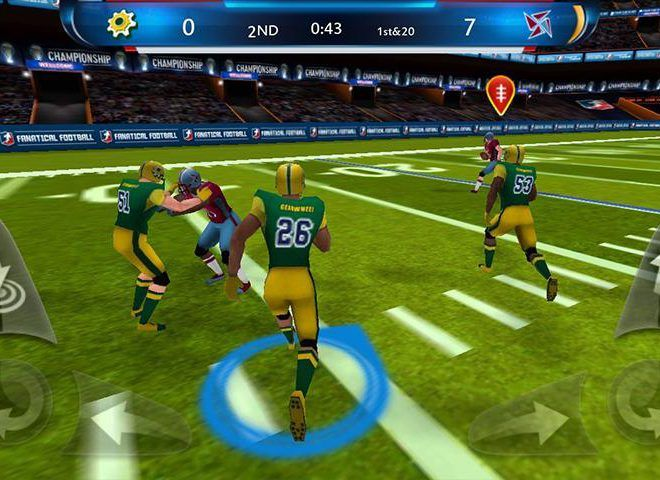 Play Fanatical Football on PC 7