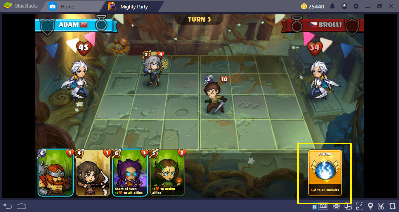 Mighty Party Battle System Guide: Crush Your Enemies Easily