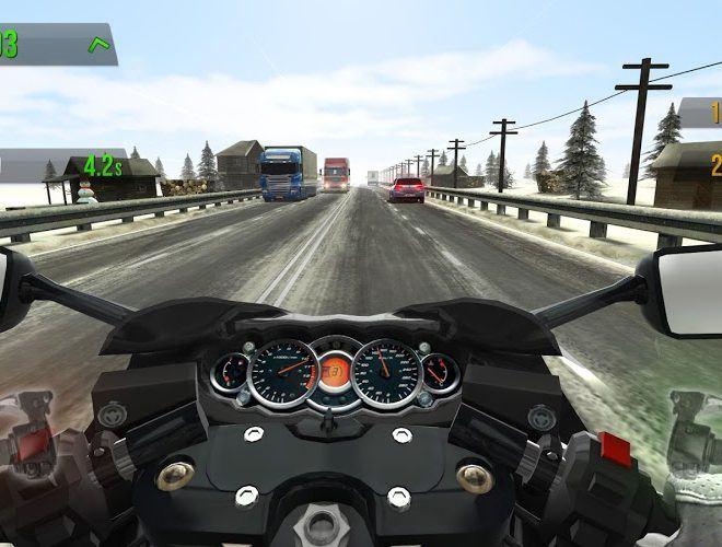 Играй Traffic Rider На ПК 8