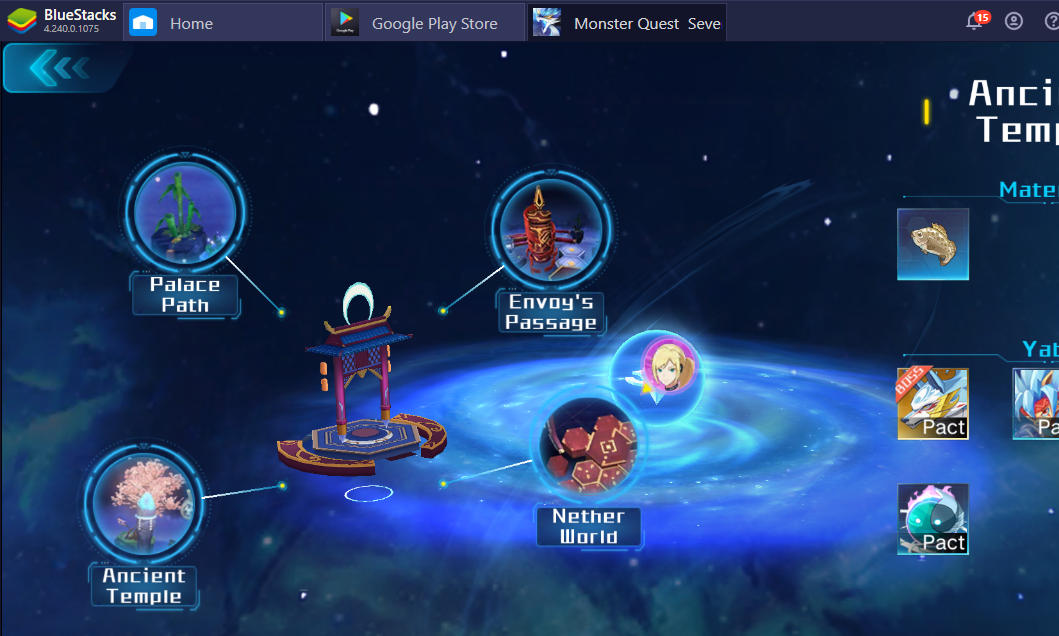 Save Aurora – How to Play Monster Quest: Seven Sins on PC with BlueStacks