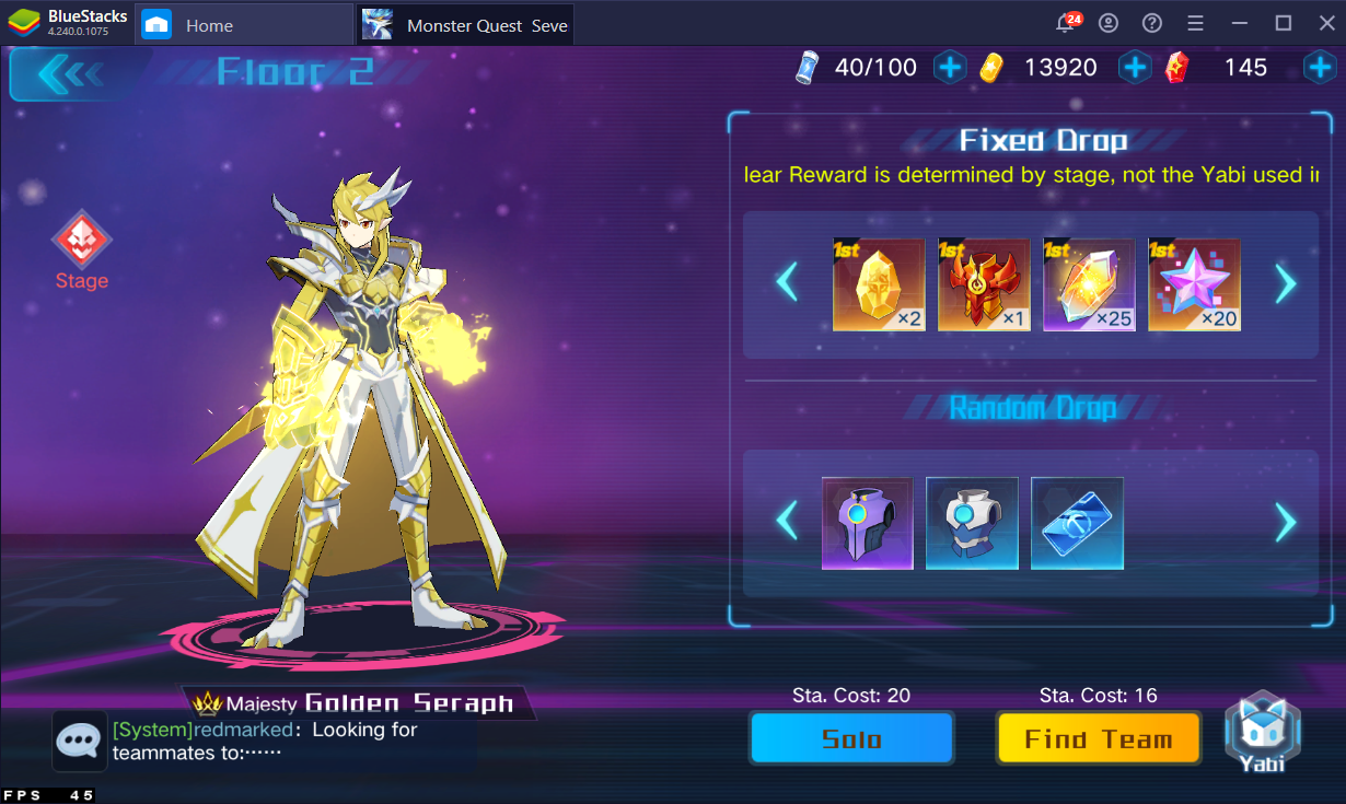 Where and How to Get More Resources to Upgrade Your Yabi in Monster Quest: Seven Sins
